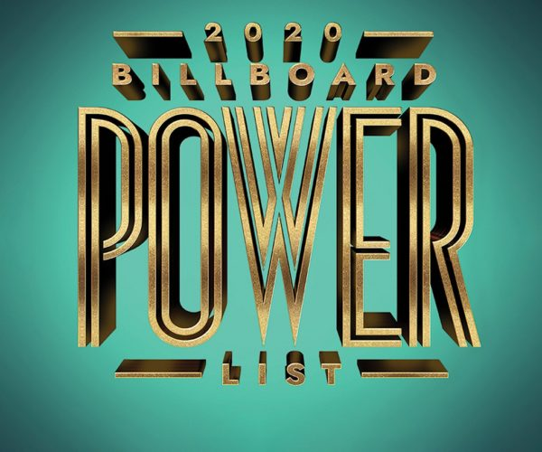 2020 Billboard Power List